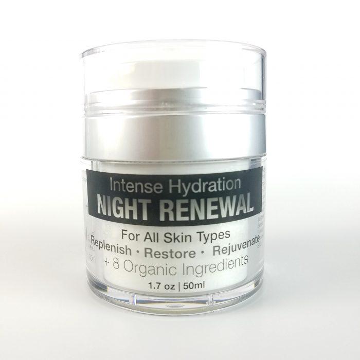Night-Renewal Creme for all skin types